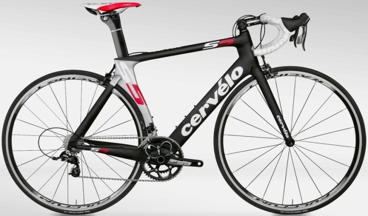 Limited Edition Cervelo S5 2014 us and canada only