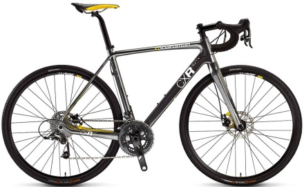 Boardman CXR 9.2 2014 black cx yellow sram force