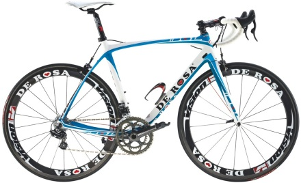 De Rosa Idol light blue campy 2014