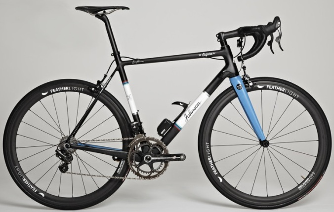 Johnson road eps campy black light blue 2014 australia
