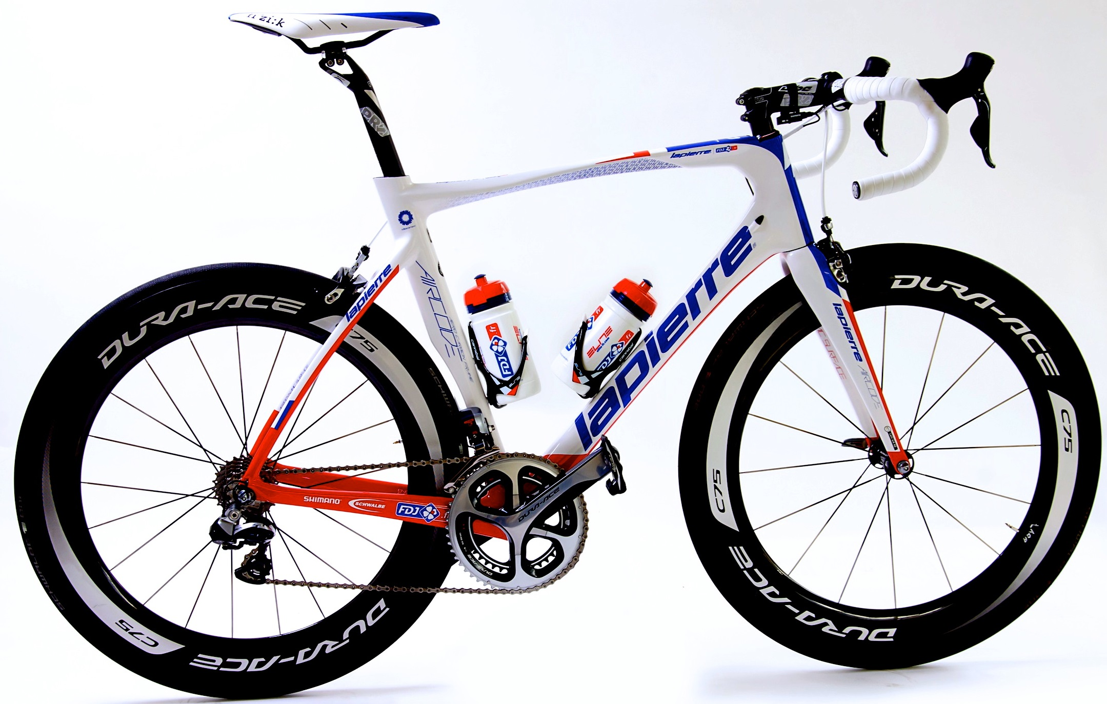 Lapierre Aircode Official Team FDJ 2014neuroticarnutzLapierre Aircode Official Team FDJ 20142015 Merida Reacto Team lime dura ace black