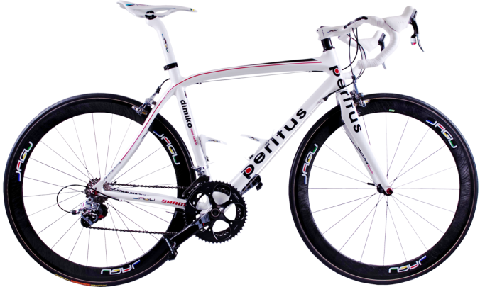 Peritus dimiko white sram red 2014