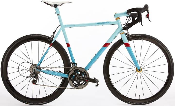 Speedvagen Leaveitontheroad 2013 sram red light blue