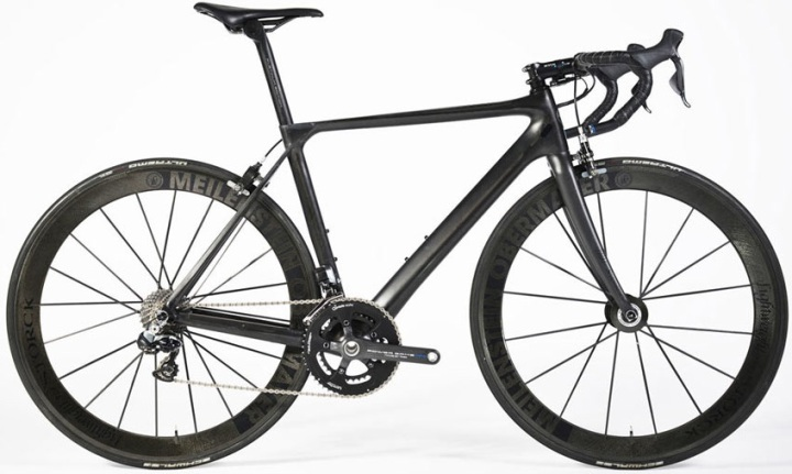 storck-aernario-50th-anniversary-road-bike 2014 5.4kg