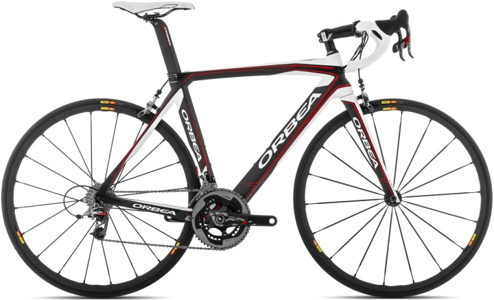 2014 orbea orca m22 red white sram red