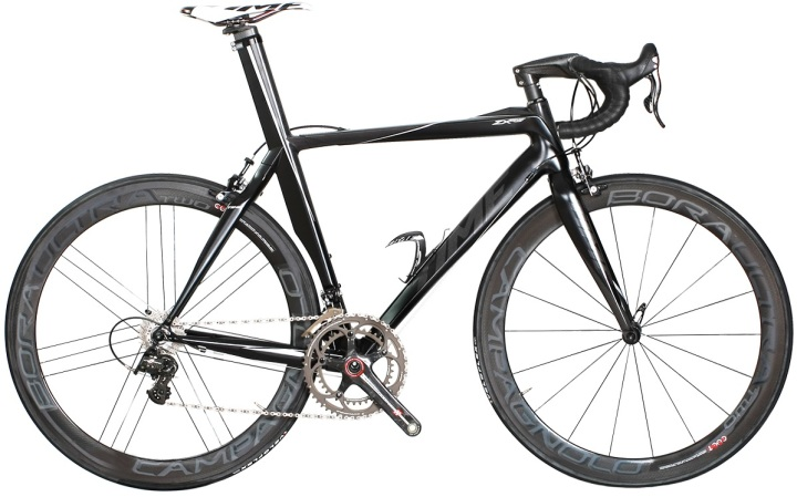 2014 time zxrs black campy super record