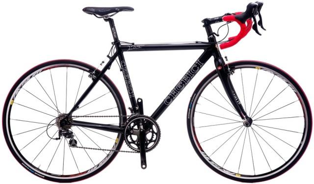Chebici cyclocross alu cx black 2014
