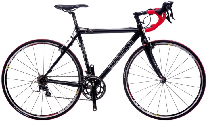 Chebici cyclocross alu cx black 2014