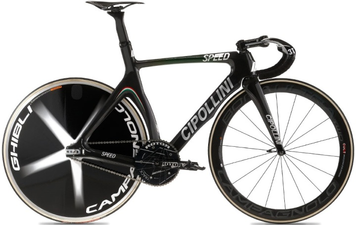 Cipollini Speed track black 2014