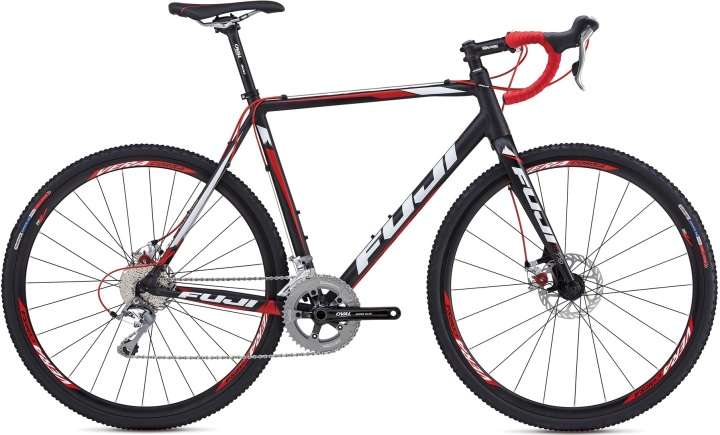 FUJI FUJI CROSS 1.5 2014 cx red black