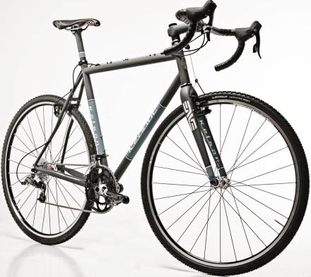 Kelson steel cx 2014 sram black light blue grey