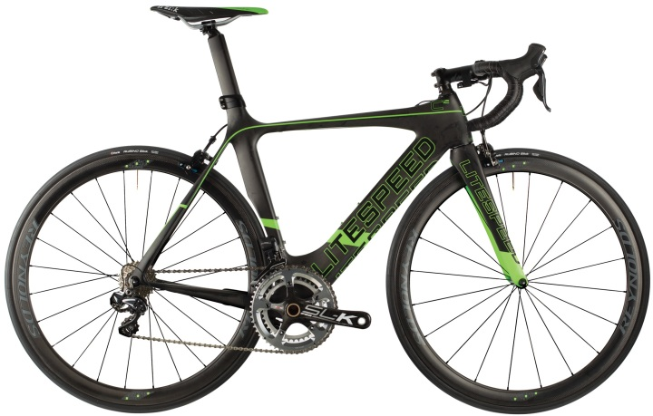 Litespeed Ci2 2014 black lime