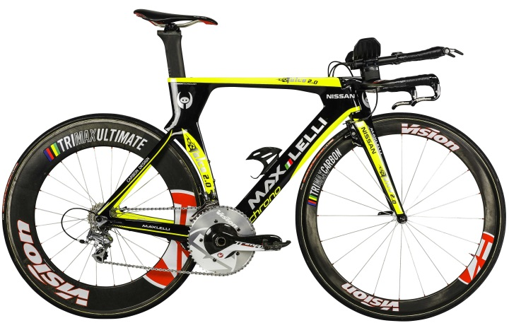 Max Lelli Falco 2.0 yellow black 2014 tt