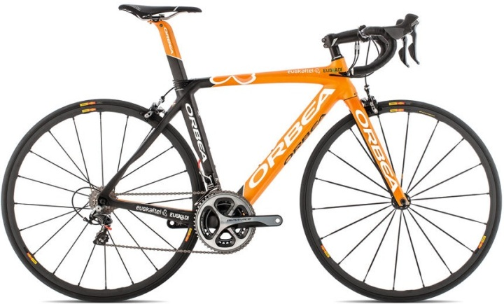 Orbea Orca 2014 team edition dura ace