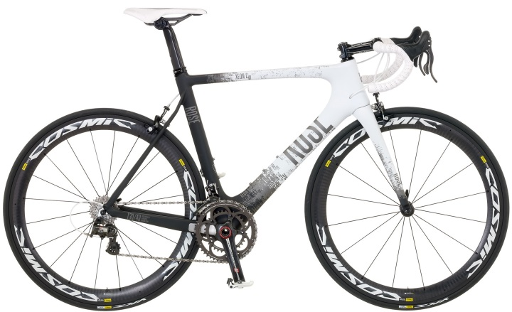 ROSE XEON CW-7000 2014 white campy super record