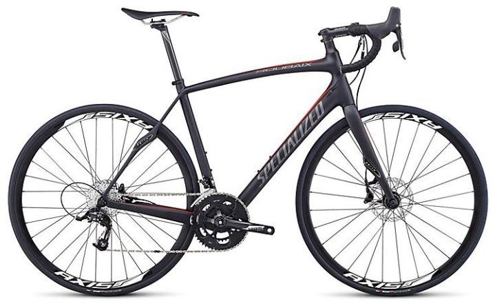 Specialized Roubaix_sl4_sport_sram_disc 2014 black