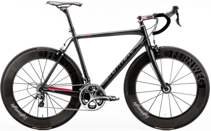 2014 Kyklos Killer 850g dura ace black