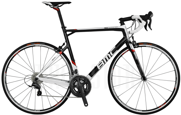bmc race machine rm01 2014 red white black ultegra
