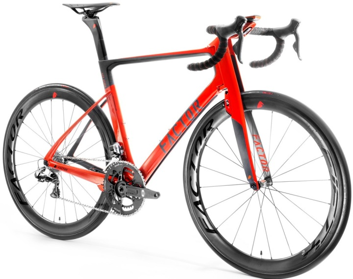 Factor Vis Vires red dura 2014