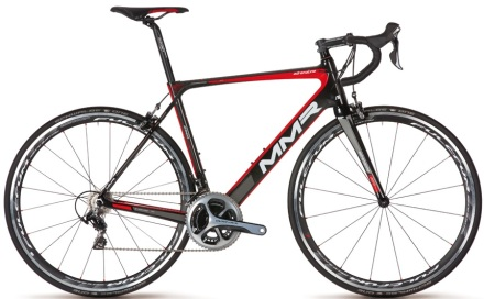 MMR Adrenaline Aero Dura ace red black 2014
