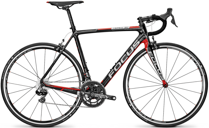 2014 Focus Izalco Team sl red black campy