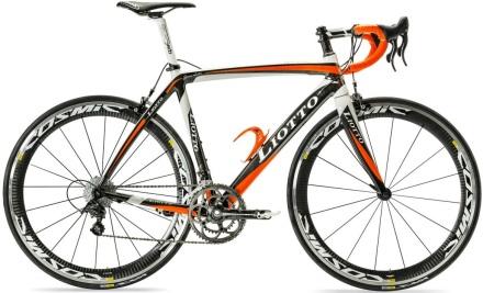 2014 Liotto Sprint orange black campy record