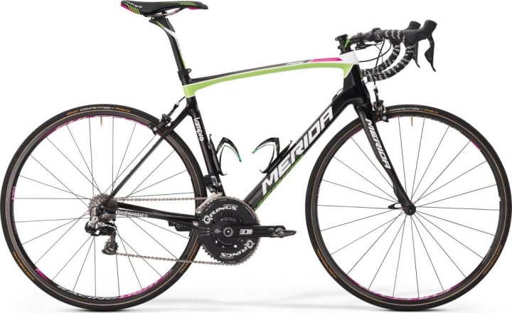 2014 Merida Ride lime pink dura ace