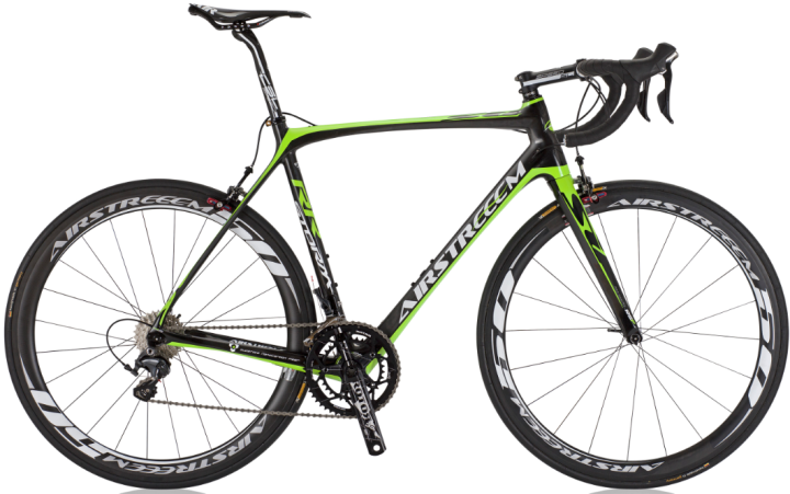 Airstreeem RR Storm 2014 lime green black campy