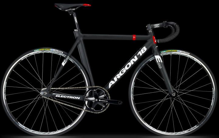 Argon 18 Electron track 2014 black red