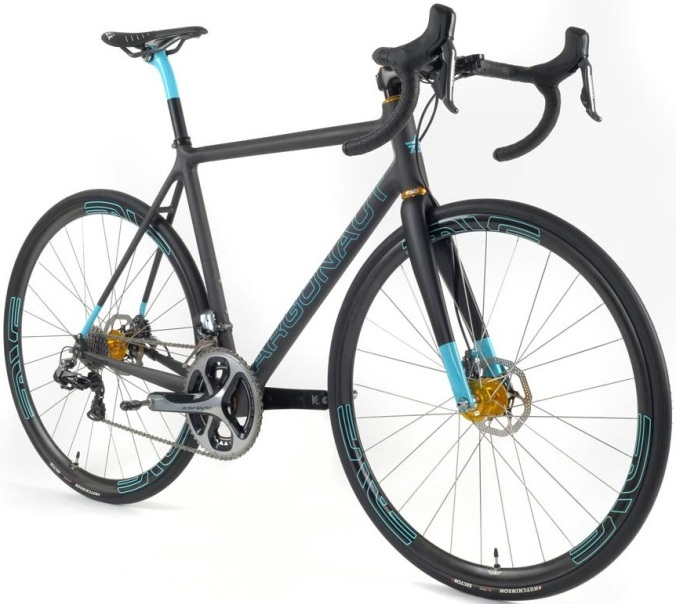 argonaut-disc-brake-gravel-cx blue black dura ace 2014