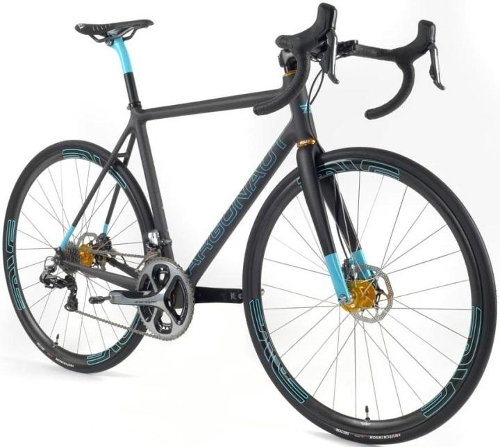 argonaut-disc-brake-gravel-cx blue black dura ace 2014
