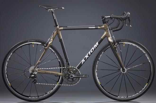 Axiom Phanomen cx gold brown 2013