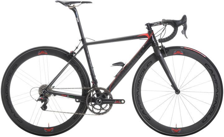 Guerciotti Eclipse Super Record 80th Anniversary Bike 2014