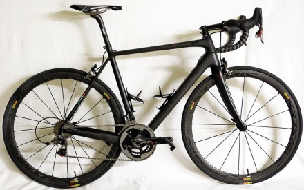 Spezzotto Genius black sram red 2014