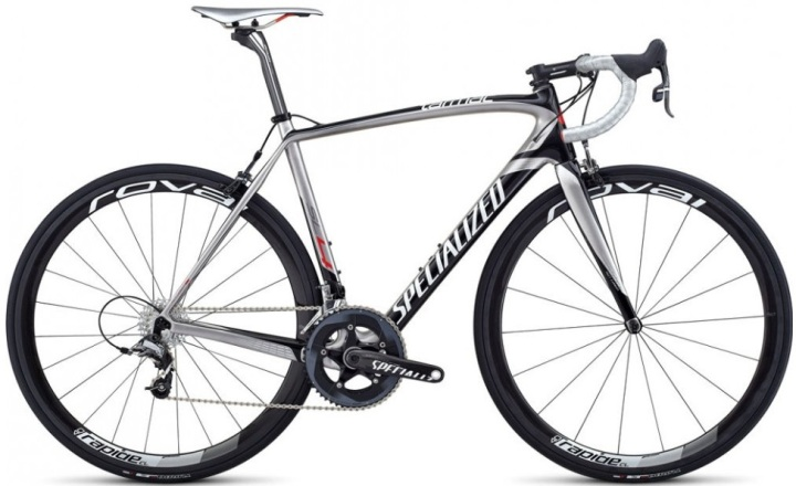 tarmac-sl4-pro-race-specialized-2014 silver red sram