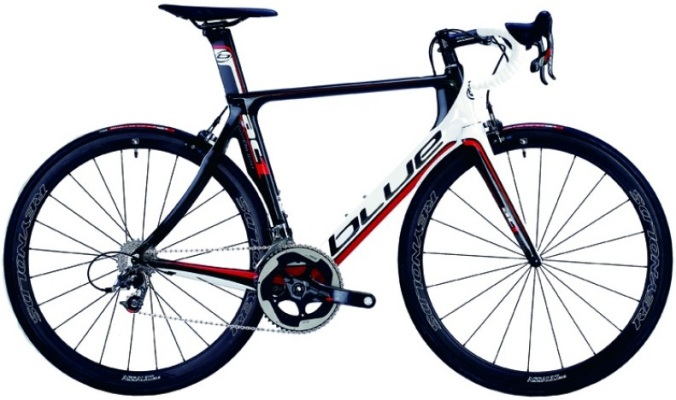 2014 Blue AC1 SL red white blue sram