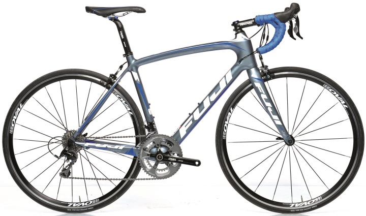 Fuji Gran Fondo 2.5 light blue silver 2014