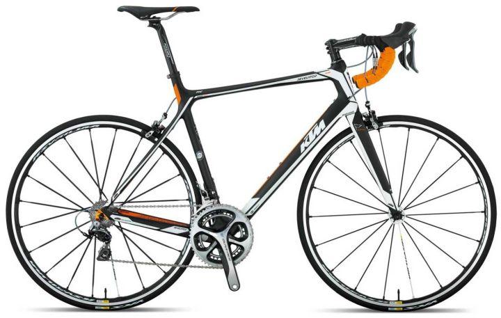 KTM REVELATOR PRIME 2014 orange dura
