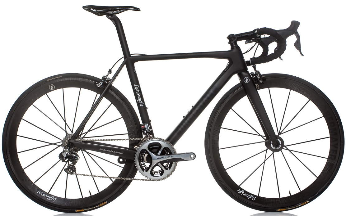 Lightweight Urgestalt 2014 dura ace blackneuroticarnutz2014 Cannondale SuperSix Evo Black