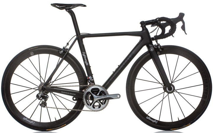 Lightweight Urgestalt 2014 dura ace black
