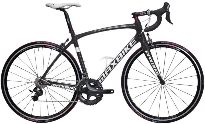 Maxbike Glandon ultegra black 2014