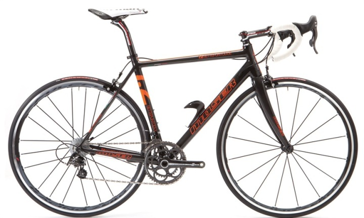 Moser 7punto2 red orange 2013 campy