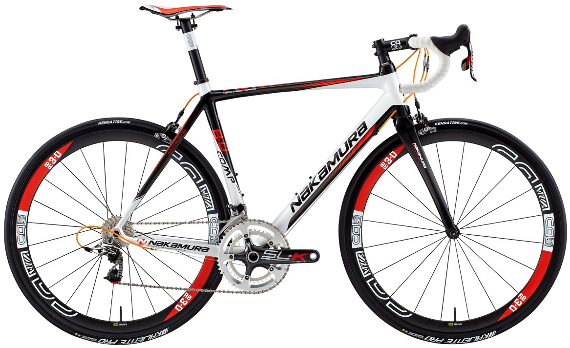 Nakamura Pursuit 8.0 white red sram 2013neuroticarnutzSwift Carbon Ultravox sram red white 2014