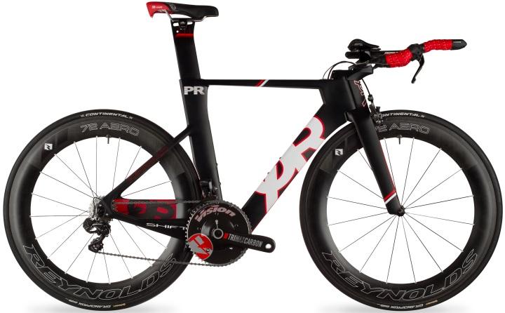 Quintana Roo PR6 2015 red black tt
