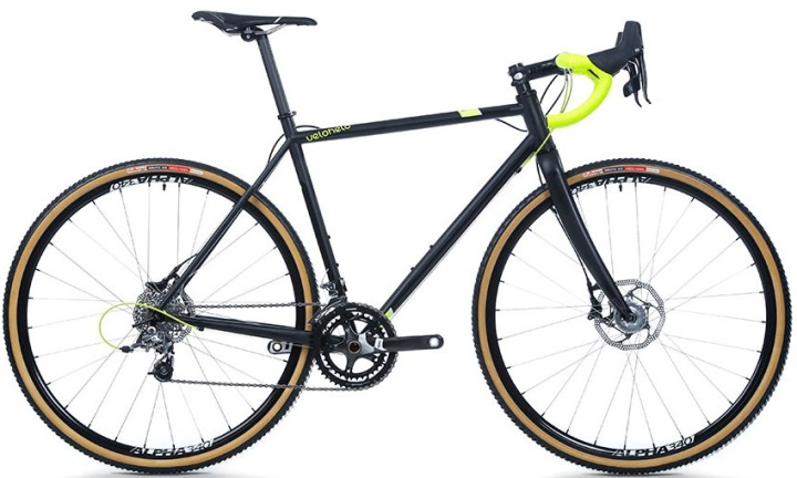 Veloheld Icon black yellow 2014 cx