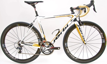 2014 Jorbi Supreme gold white dura ace