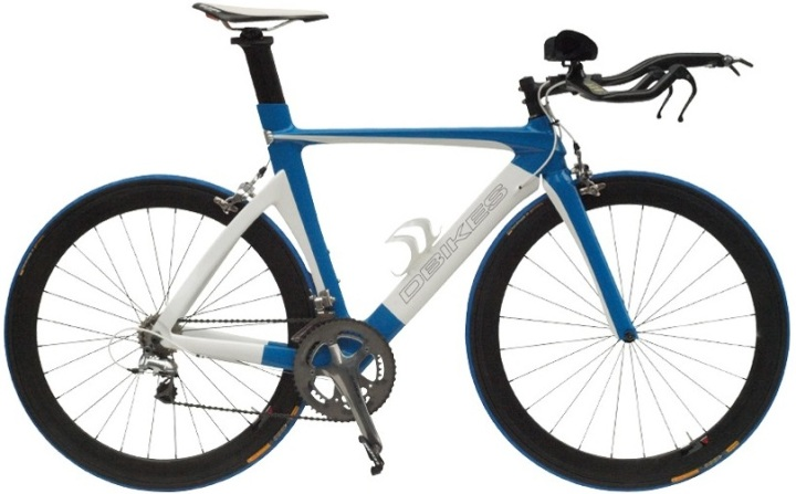 Dbikes TT light blue 2014