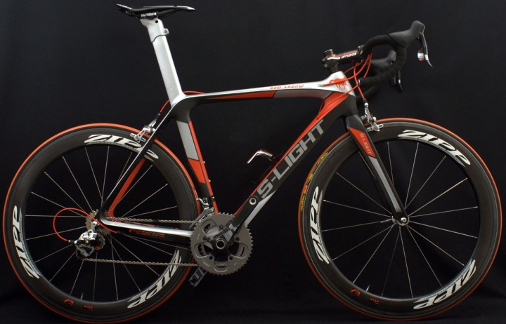 S-Light Red Arrow sram red silver 2014
