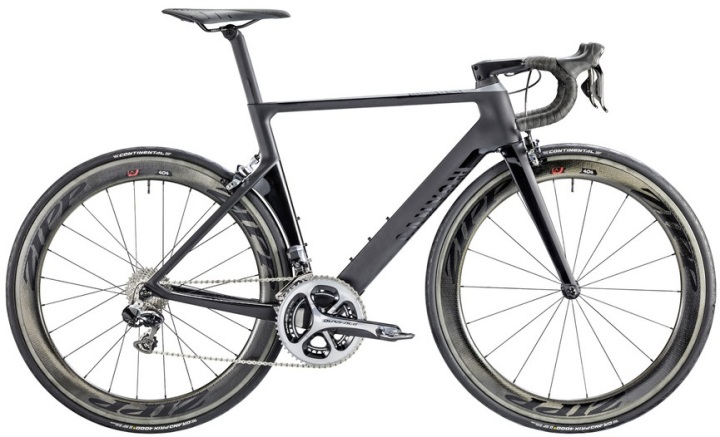 2015 canyon aeroad cf slx black dura ace