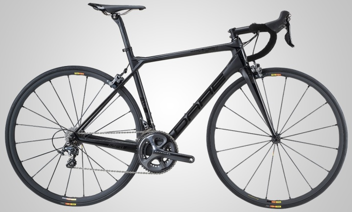 2015 Dare MR1 black ultegra mavic